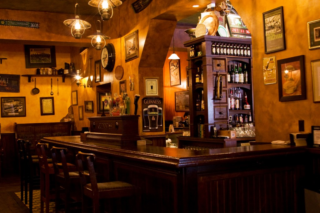 The Irish Pub Concept